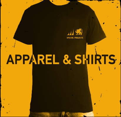 Apparel and Shirts