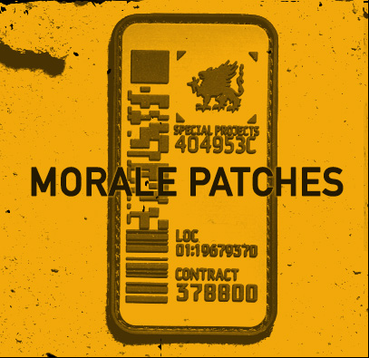 Morale Patches.