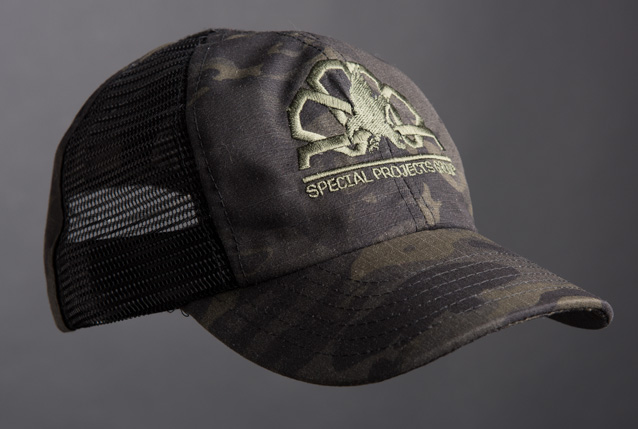 Multicam Black Hat Sample.